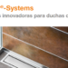Soluciones innovadoras para duchas de obra de Schlüter Systems