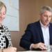 Acuerdo entre la Generalitat y Ayuntamiento de Oliva para la Regeneración Urbana y la Rehabilitación de Viviendas
