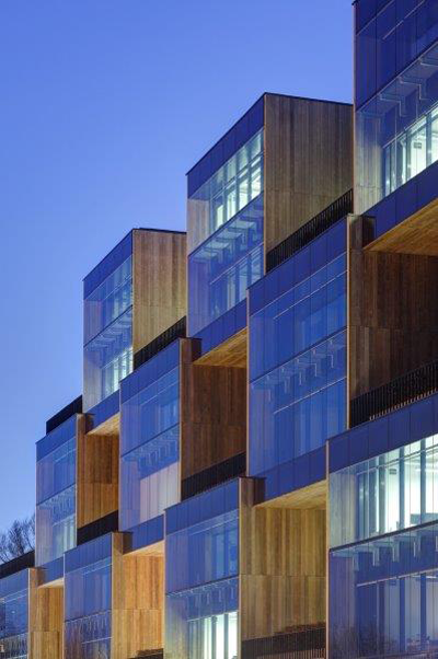 Nuevo portfolio online de proyectos de vidrio Guardian para arquitectos, diseñadores e instaladores de fachadas.