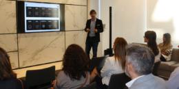 Dekton Industrial se presenta en Cosentino City Madrid