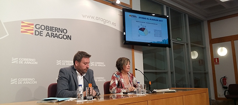 Se destinarán un total de 1.690.530 euros de fondos del Gobierno de Aragón y la presentación de la documentación se podrá realizar hasta el 16 de noviembre.
