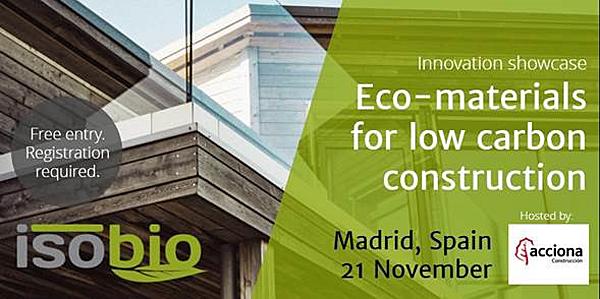 El 21 de noviembre se celebrará en Madrid un taller de ISOBIO.
