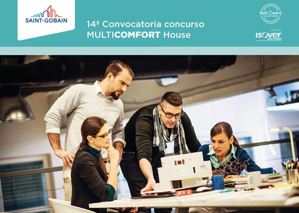 Los participantes tendrán que crear una arquitectura sostenible integrada en el espacio urbano respetando los criterios Saint-Gobain Multi-Comfort.