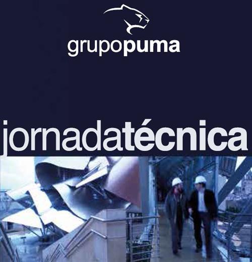 l 26 de octubre se celebrará la jornada de presentación de novedades en morteros de revestimiento Grupo Puma.