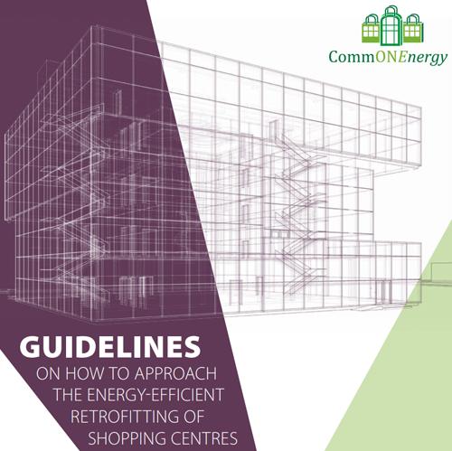 La guía sobre rehabilitación de centros comerciales ha sido lanzada por CommONEnergy durante un evento en Bruselas.