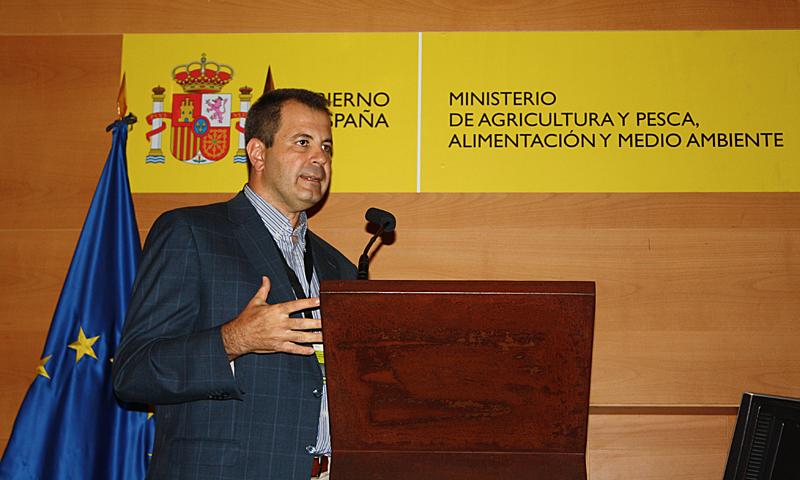 José Miguel Viñas, vicepresidente de la Asociación de Comunicadores de Meteorología, ACOMET.