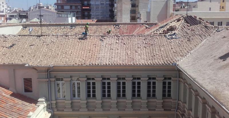 Escuelas Pías de Albacete.