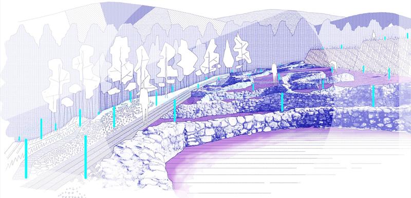 Un enfoque ecológico de los sitios arqueológicos.