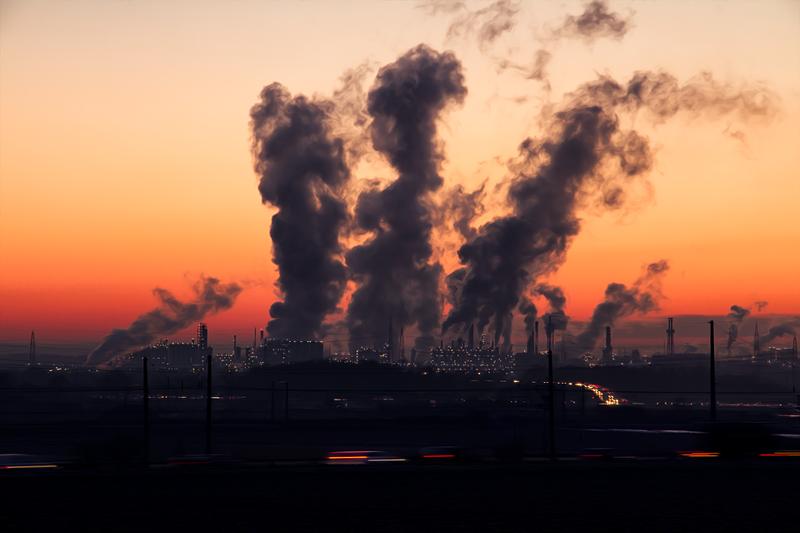 Según la OMM, la concentración de CO2alcanzó 403.3 partes por millón en 2016.