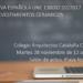 Jornada sobre la nueva Normativa Española para la colocación de baldosas cerámicas en COAC