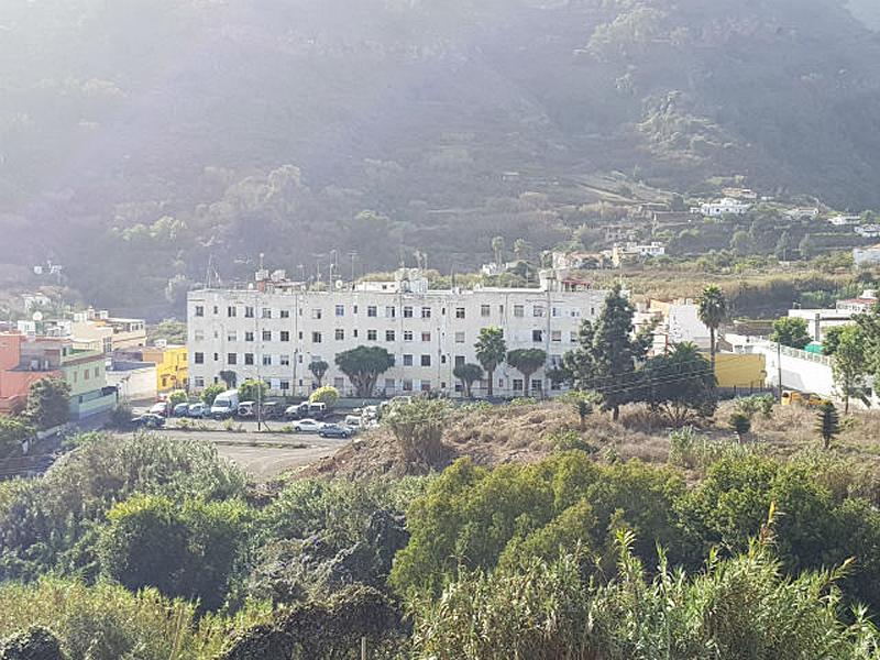El Cabildo destina 166.000 euros a rehabilitar 24 viviendas en el Barrio de Quevedo, en Teror.