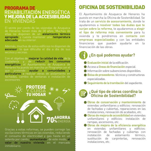 """ISOVER participa en el """"Programa de Rehabilitación Energética y Mejora de la Accesibilidad en Viviendas"""" que acaba de poner en marcha el ayuntamiento de Azuqueca de Henares."""