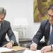 La Junta de Extremadura firma un acuerdo para impulsar la innovación en el sector de la Construcción