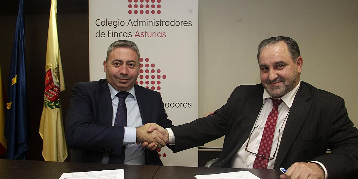 Gas natural y colegio administradores fincas de asturias colaborar n para fomentar la eficiencia - Colegio de administradores barcelona ...
