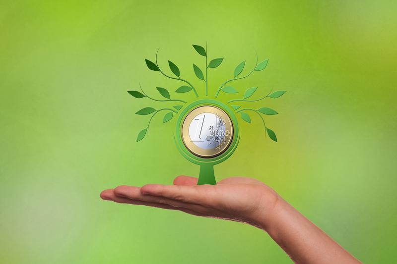 Los fondos de esta emisión de bonos verdes se destinarán a financiar proyectos de energías renovables eólicas y solares.
