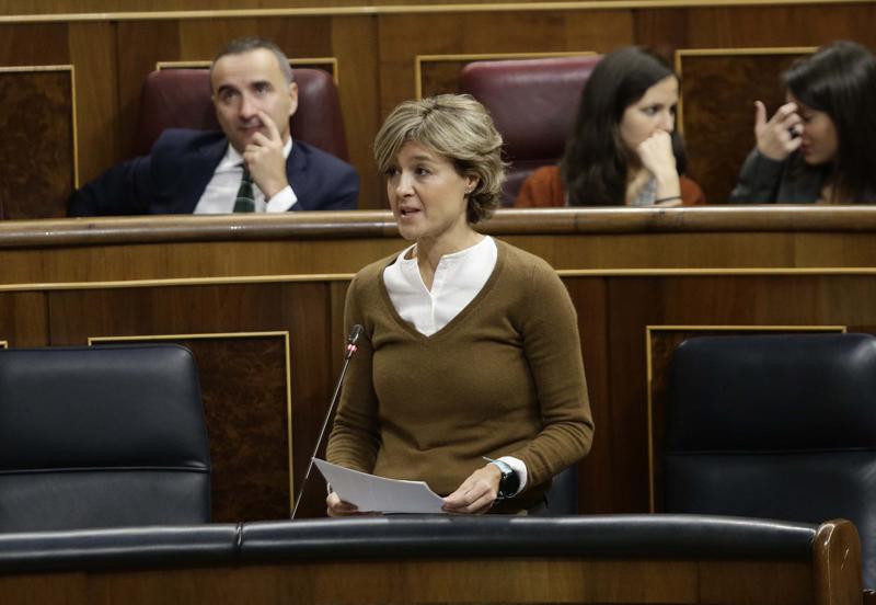 Ministra de Agricultura y Pesca, Alimentación y Medio Ambiente, Isabel García Tejerina.