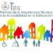 Convocada la Primera Edición de los Premios de la Arquitectura Técnica a la Accesibilidad en la Edificación