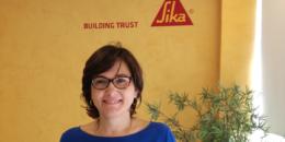 Ana Carmona, Responsable de Sostenibilidad de Sika para España y Europa Sur