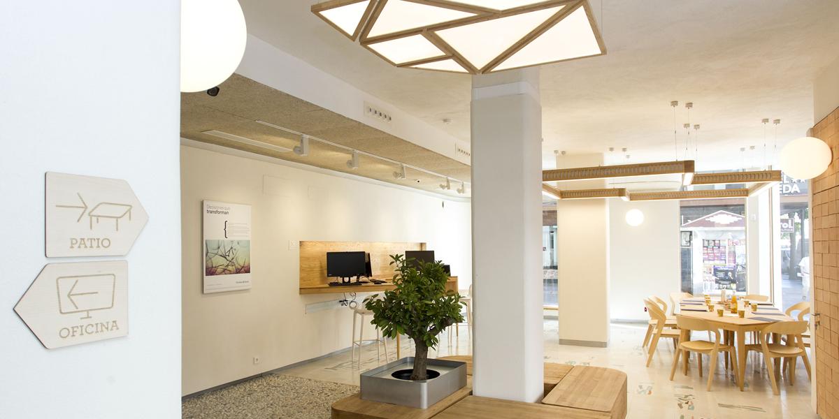 Jornada de trabajo sobre dise o de espacios for Material de oficina malaga