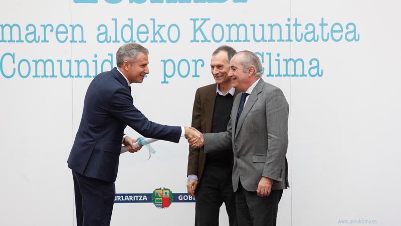 Cementos Rezola-HeidelbergCement Group ha firmado su adhesión a la Comunidad #PorElClima.