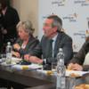 """Presentación del estudio """"Re-habilitación exprés en hogares vulnerables""""."""