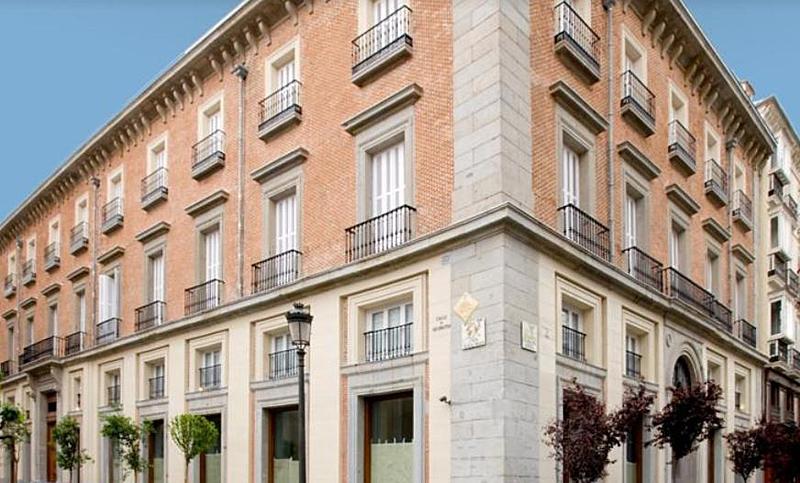 Hotel Palacio Conde de Tepa (Madrid).