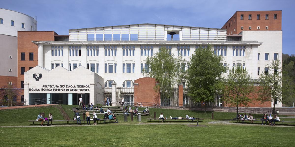 Upv ehu recibe subvenci n para desarrollar soluciones - Escuela superior de arquitectura de san sebastian ...