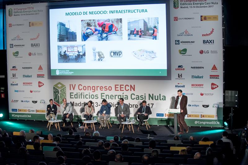 Javier Martín. Bloque de ponencias 2. IV Congreso Edificios Energía Casi Nula.