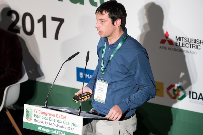 Víctor Moreno. Bloque de ponencias 2. IV Congreso Edificios Energía Casi Nula.