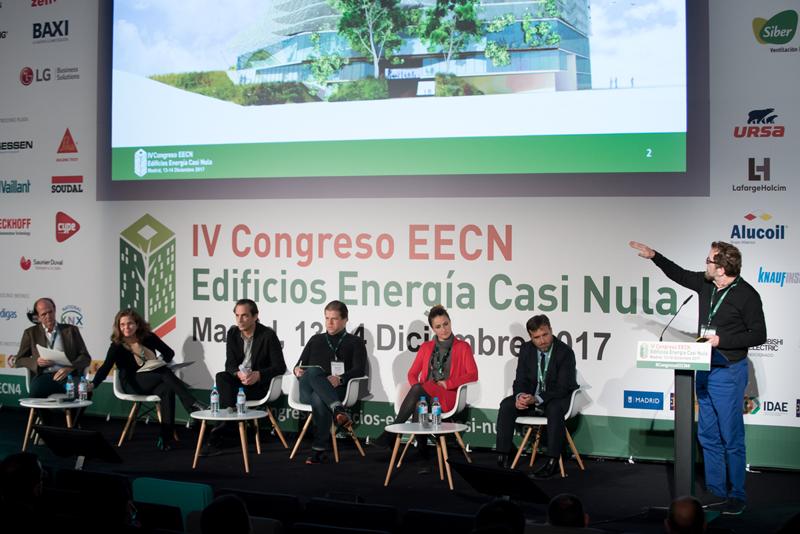 Carlos Arroyo. Bloque de ponencias 3. IV Congreso Edificios Energía Casi Nula 2017.