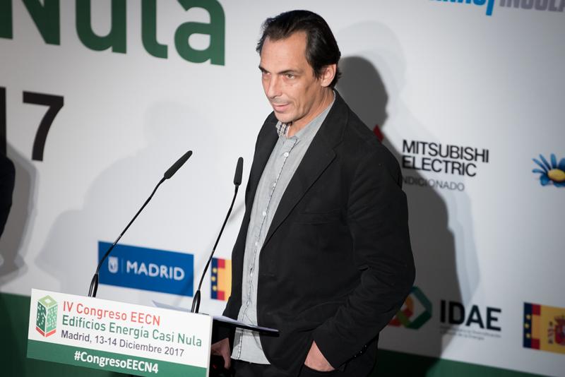 Iñaki Alonso. Bloque de ponencias 3. IV Congreso Edificios Energía Casi Nula 2017.
