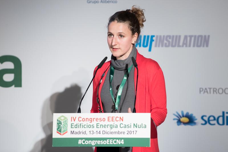 Zuzana Prochazkova. Bloque de ponencias 3. IV Congreso Edificios Energía Casi Nula 2017.