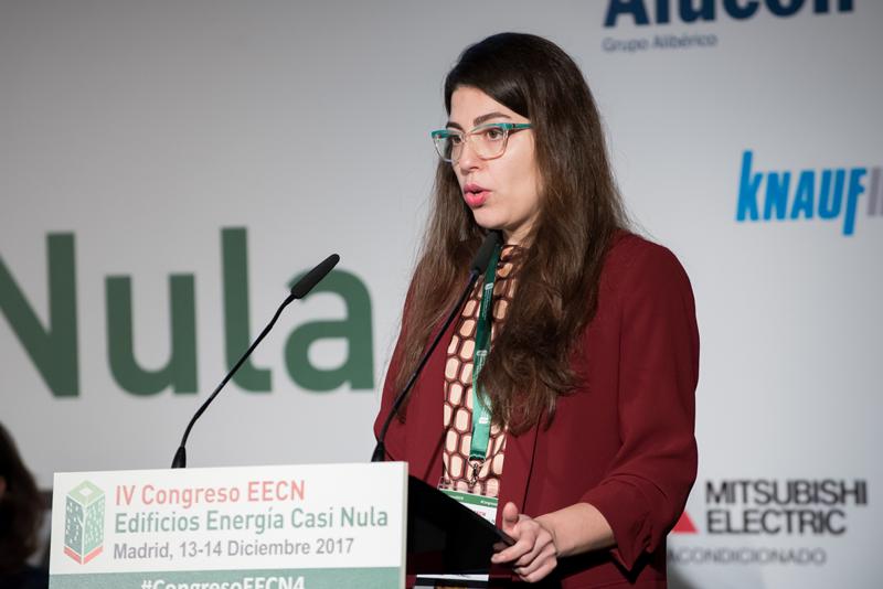 Cecilia Segovia. Bloque de ponencias 4. IV Congreso Edificios Energía Casi Nula 2017.