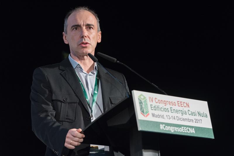 Francisco Valbuena. Bloque de ponencias 4. IV Congreso Edificios Energía Casi Nula 2017.