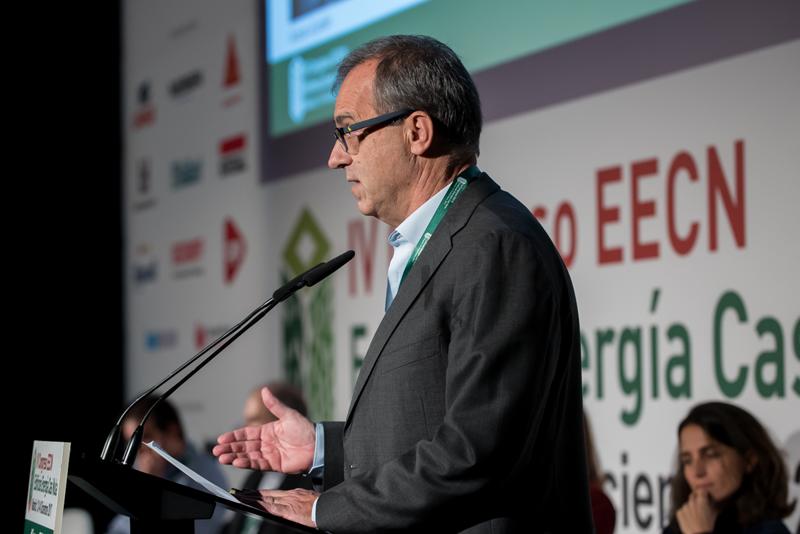 Luis Irastorza. Bloque de ponencias 4. IV Congreso Edificios Energía Casi Nula 2017.