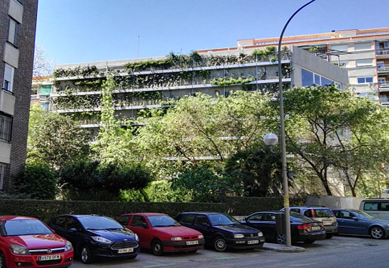 Figura 6. Vista General Edificio Pez Austral.