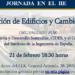 Abierta inscripción para Jornada sobre Rehabilitación de Edificios y Cambio Climático
