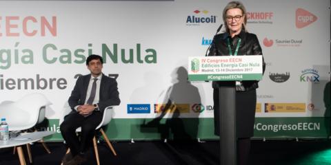 Conclusiones y clausura del IV Congreso Edificios Energía Casi Nula