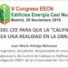 Control del CEE para que la 'Calificación A' sea una realidad en la obra
