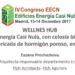 Wellness Hub, Edificio Energía Casi Nula, con celosía bioclimática, prefabricada de hormigón poroso, México