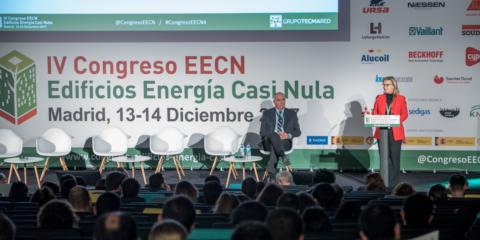 Inauguración del IV Congreso Edificios Energía Casi Nula