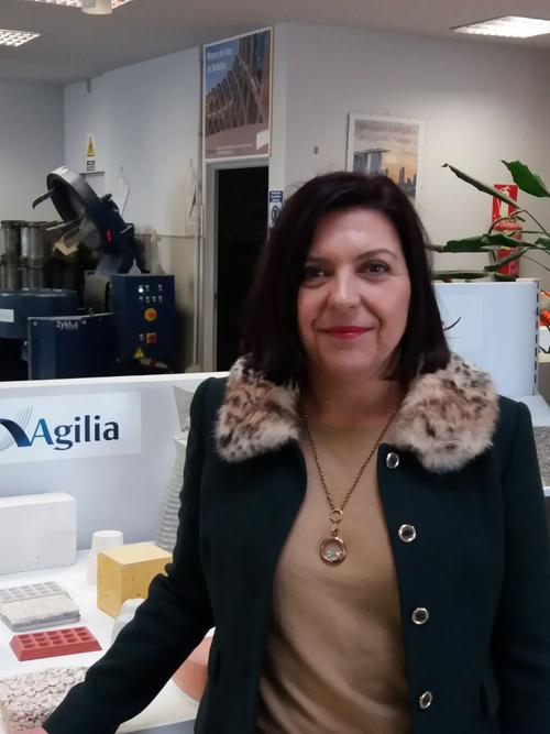 Marián Vidal, Directora de Calidad de Hormigones de LafargeHolcim España.