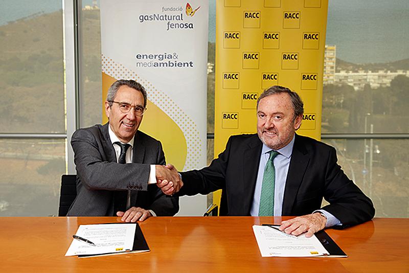Con este acuerdo, ambas Fundaciones desarrollarán proyectos con un impacto directo en las personas y el medio ambiente para ofrecer soluciones en el ámbito de la movilidad y mejora de la calidad del aire.