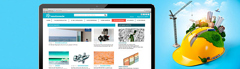 Web de Construnario.