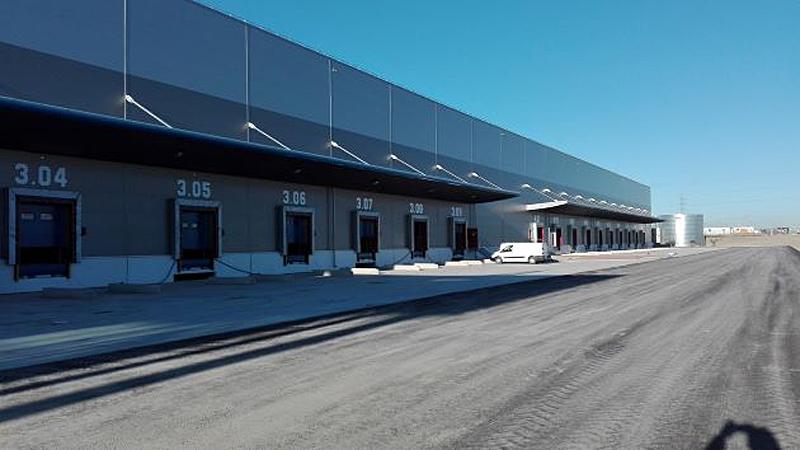 La nave de FM Logistic España ha sido edificada bajo los más altos estándares de construcción sostenible obteniendo Certificado LEED.