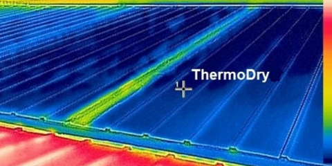 Ahorro en costes de climatización mediante pintura termo-aislante para cubiertas