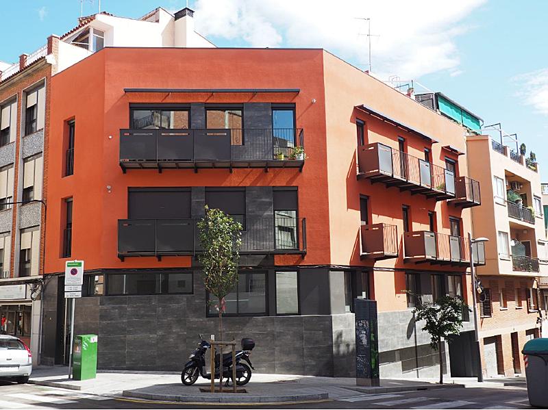 Figura 1. Edificio Demo BCN-Nzeb.