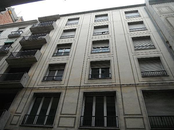 Figura 1. Imagen de la fachada, previa a la rehabilitación.