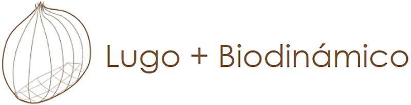 Figura 1. Logotipo del proyecto Lugo + Biodinámico.