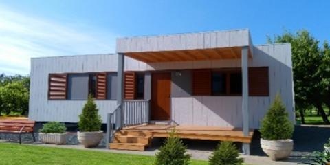 De los Edificios de Consumo de Energía Casi Nulo a los edificios confortables: primera vivienda industrializada con certificado Passivhaus y un análisis de ciclo de vida según ISO 14025